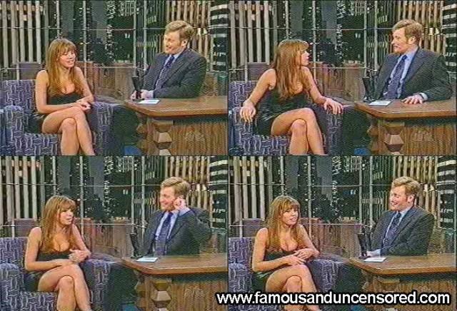 Nikki Cox Late Night With Conan Obrien Nude Scene Sexy Beautiful