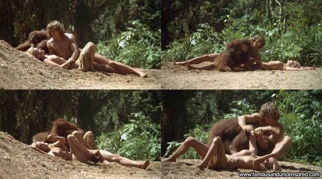 Bo Derek Tarzan The Ape Man Nude Scene Beautiful Sexy