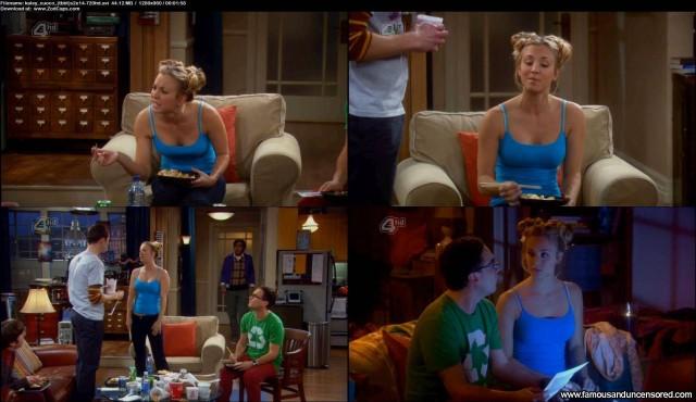 Kaley Cuoco The Big Bang Theory Nude Scene Beautiful Sexy