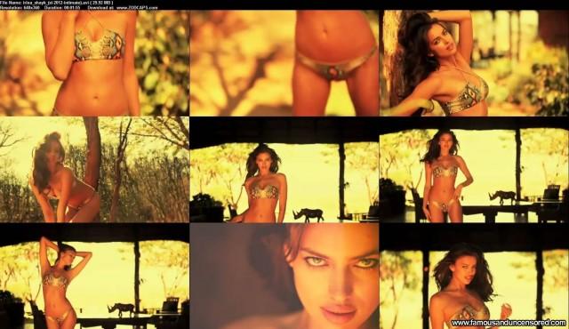 Irina Shayk Si      Photoshoot Beautiful Celebrity Sexy Nude Scene