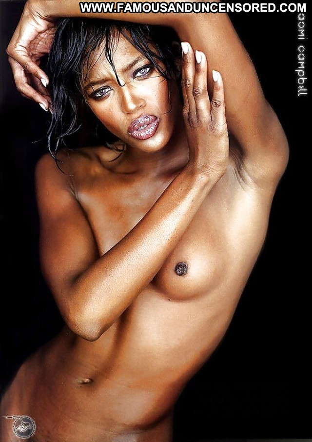 Naomi Campbell Pictures Ebony Babe Celebrity Doll Nude Scene Sexy