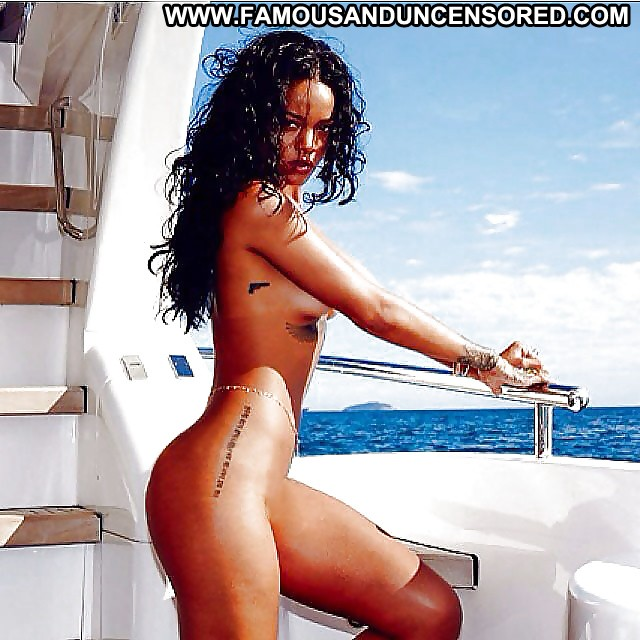 Rihanna Barbadian Anal Ebony Stunning Athletic Slender Cute