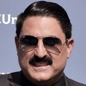Reza Farahan Husband