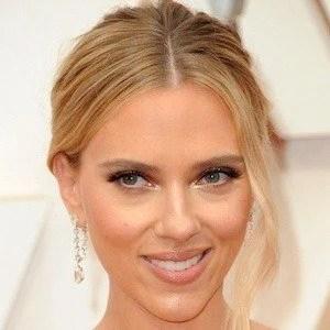 Scarlett Johansson Wife