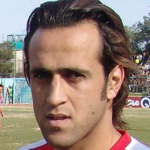 Ali Karimi Wife