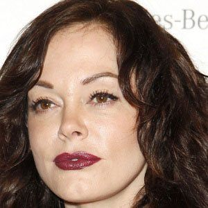Rose McGowan Husband
