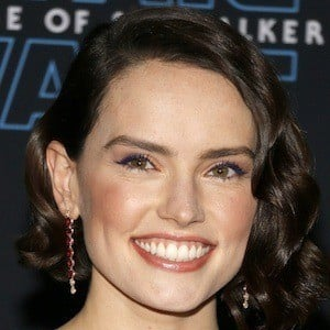 Daisy Ridley  phone number
