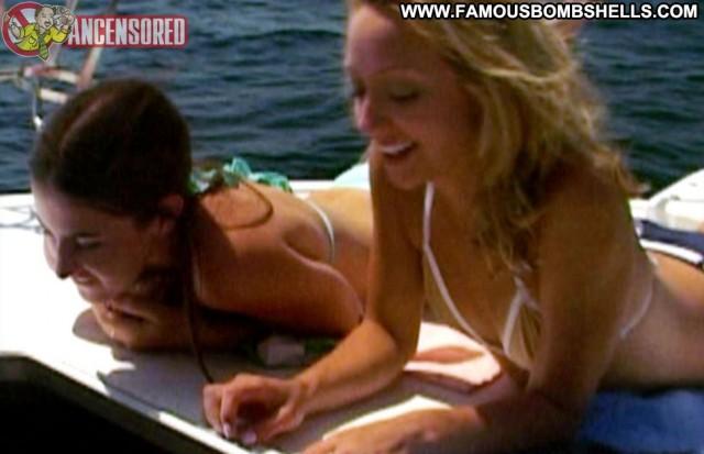 Sarah M Scott Haunted Boat Bombshell Celebrity Blonde Small Tits