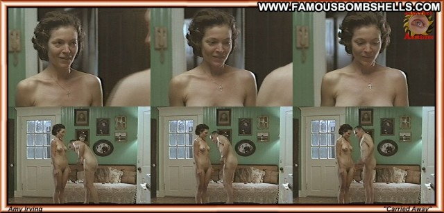 Amy Irving Carried Away Sultry Medium Tits Brunette Posing Hot