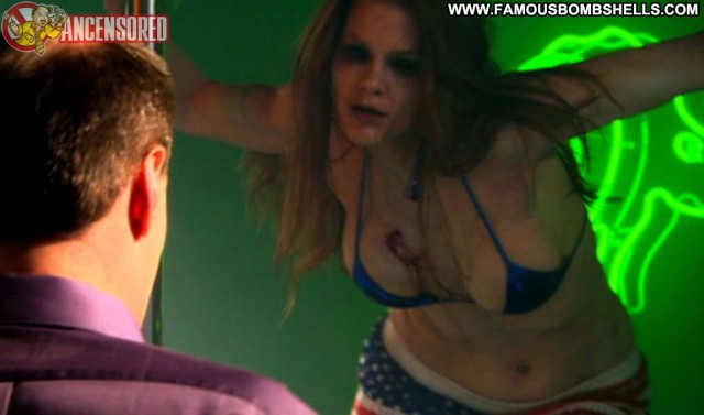Penny Drake Zombie Strippers Medium Tits Redhead Celebrity Hot Sultry