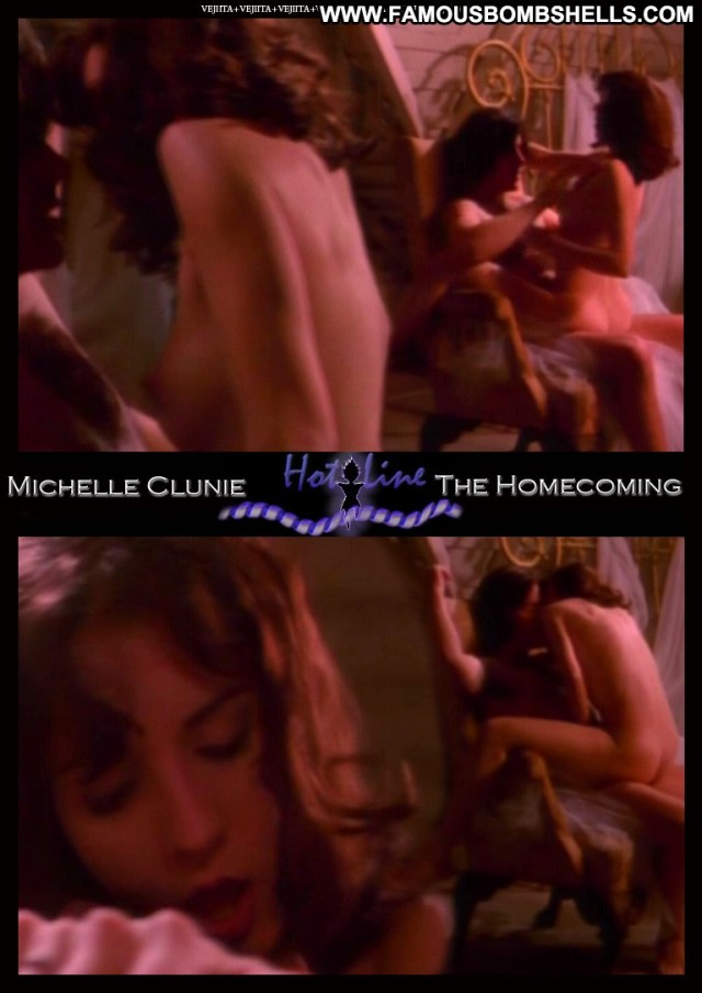 Michelle Clunie Hot Line Brunette Sultry Bombshell Sensual Medium