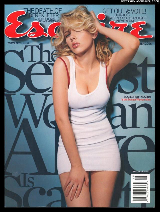 Scarlett Johansson Everyone Sexy Posing Hot Gorgeous Celebrity