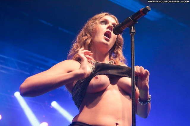 Tove Lo Boobs Flashing Big Tits Singer Babe Posing Hot Celebrity