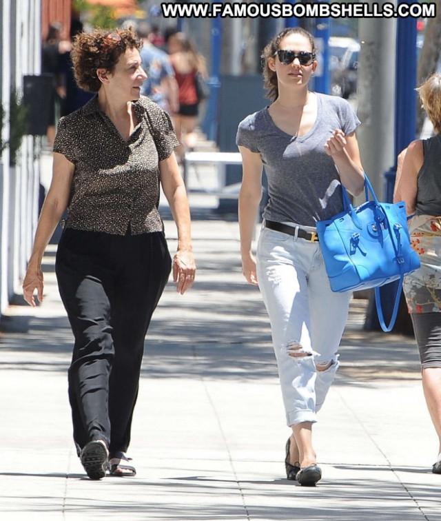 Emmy Rossum West Hollywood Paparazzi West Hollywood Hollywood Posing