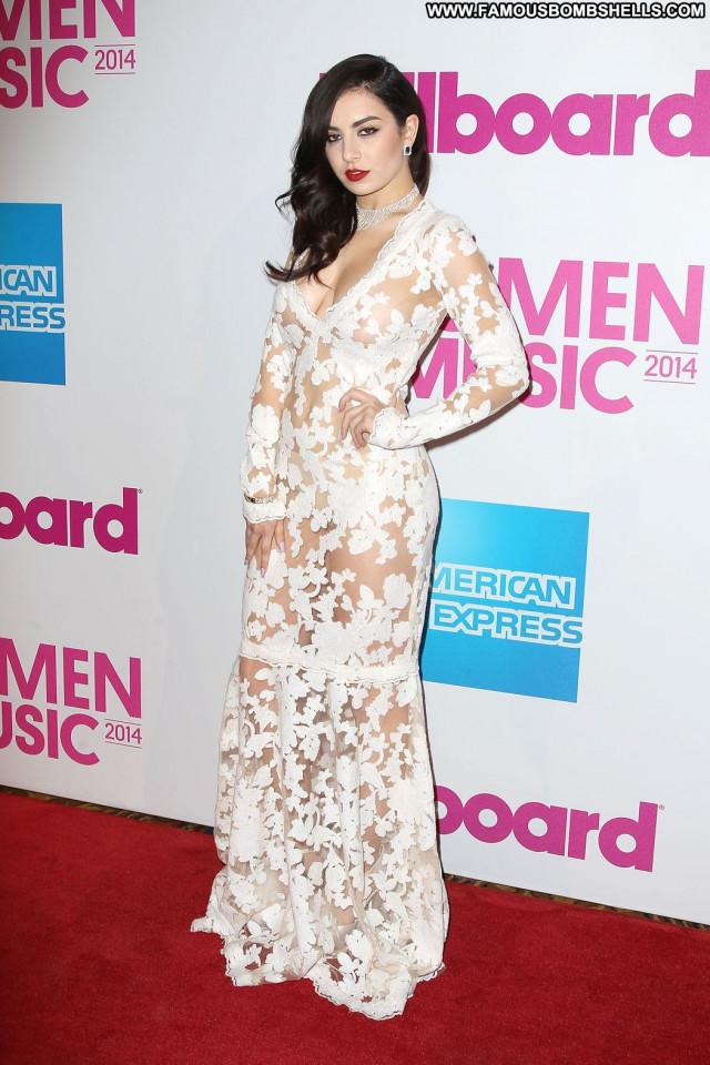 Charli Xcx New York Posing Hot See Through Nipples Singer Twitter