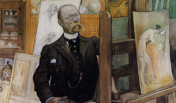 Carl Larsson Photo