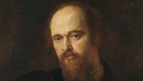 Dante Gabriel Rossetti Photo