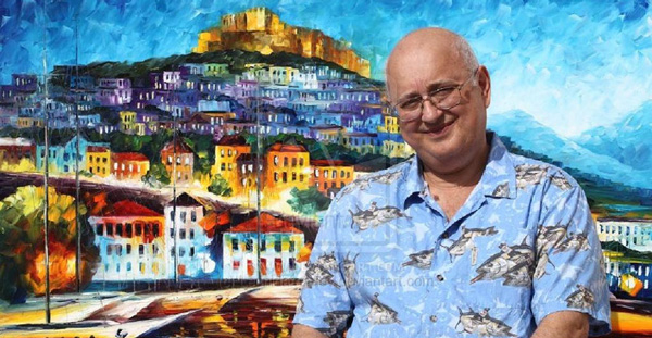 Leonid Afremov Photo