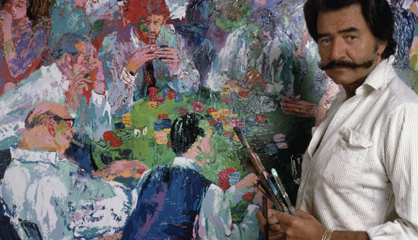 LeRoy Neiman Photo