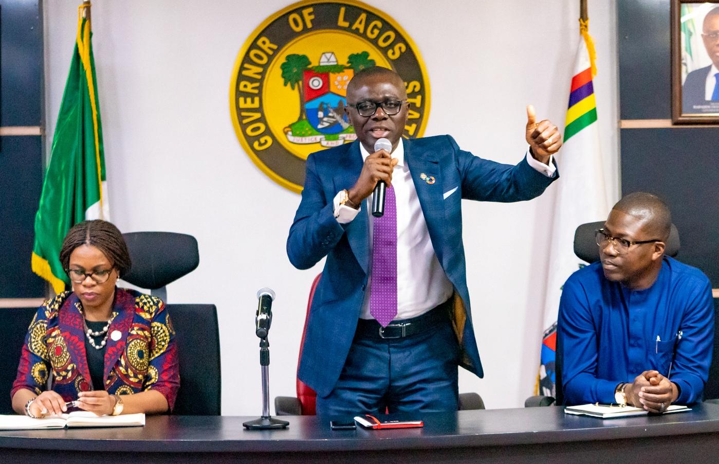 Lagos Set To Pay Above N30,000 Minimum Wage