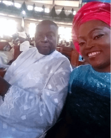 Actress Funke Akindele Loses Father