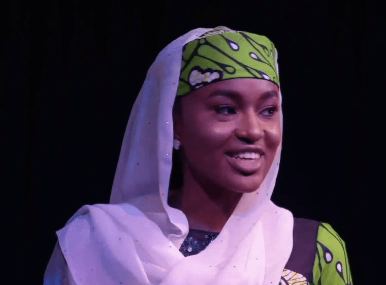 President Buhari's Daughter, Hanan Celebrates Mum In Style