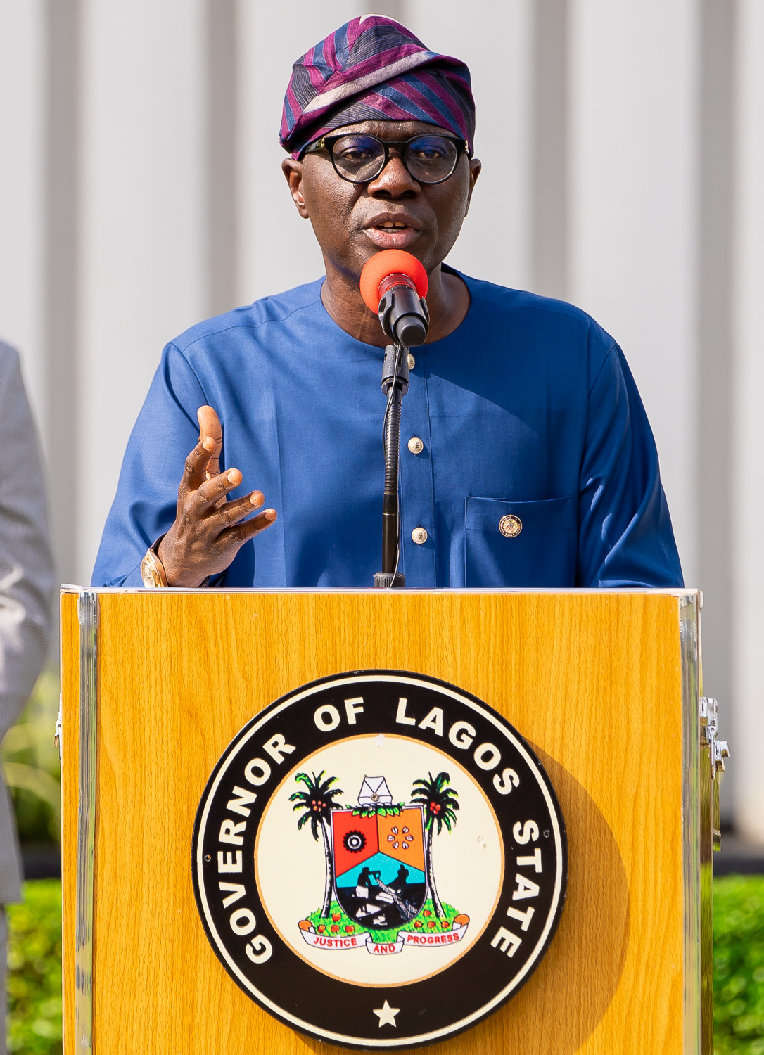 "Sanwo-Olu Cries Out: ""I Did Not Order Lekki Shooting"""