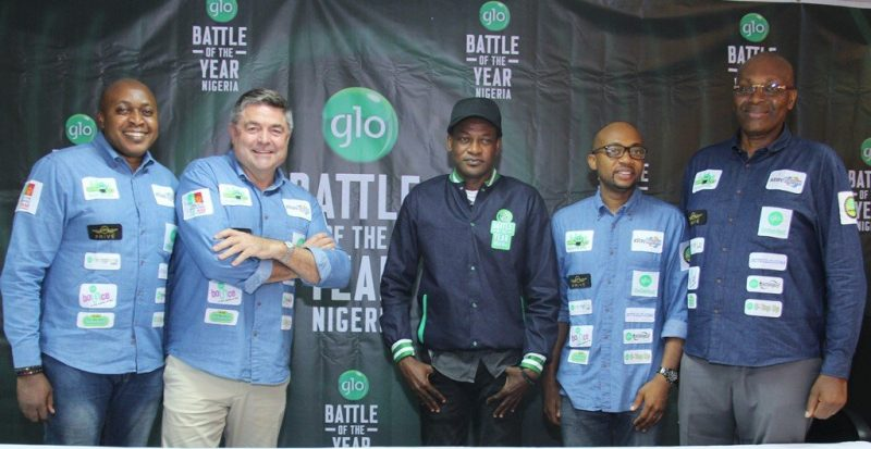 Glo Sponsors Battle Of The Year Dance Competition