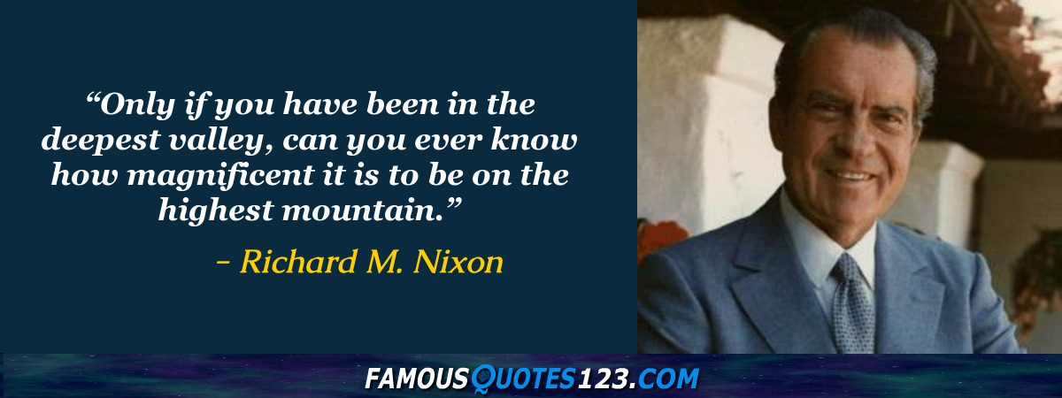Image result for  Nixon quotes