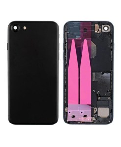 back housing with small parts for iphone 7
