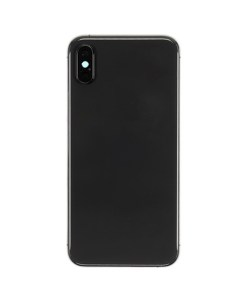 iphone xs rear housing