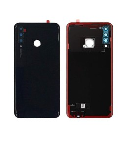 OEM Battery Cover with Camera Glass for Huawei P30 Lite - Black