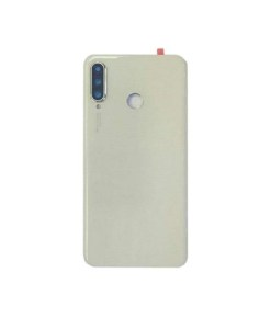 OEM Battery Cover with Camera Glass for Huawei P30 Lite - White