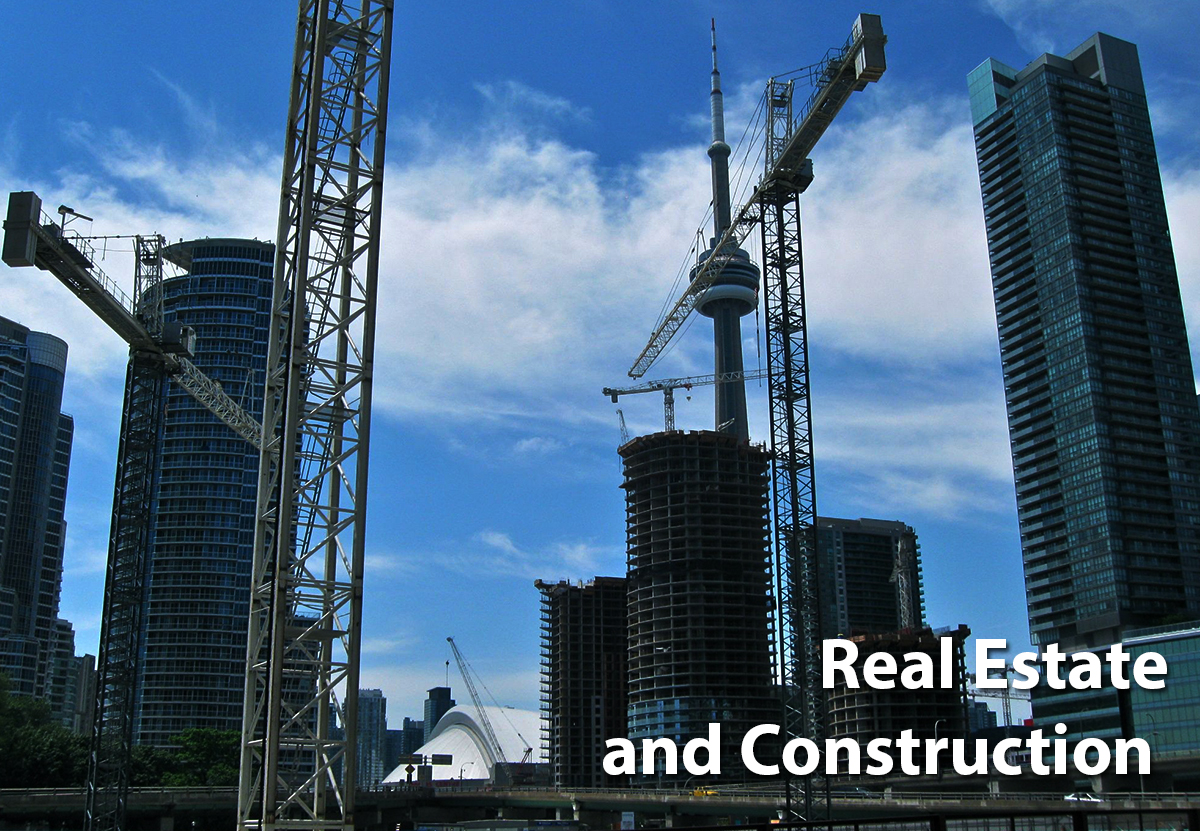 Real Estate and Construction