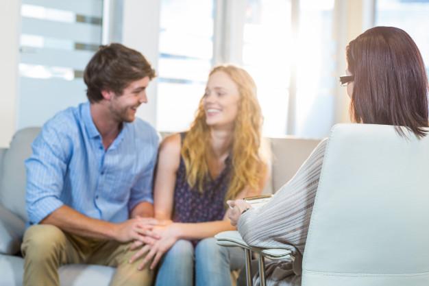 Терапия при психолог за подобряване на взаимоотношенията в двойката.