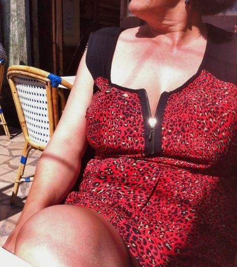 Denise, 54 ans encore partante pour un rendez-vous avec un jh