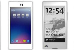 Yota , telephone Android double écrans
