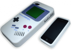 coque iphone originale en forme de nintendo