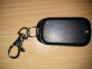 Télécommande Zwave porte clé 4 boutons Vera Lite
