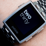 Smartwatch Peeble Steel