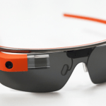 """Objet connecté les lunettes """"Google Glass"""""""