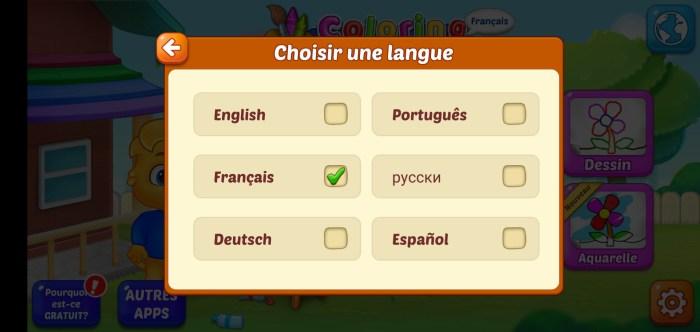 jeux éducatifs enfants maternelle tablette