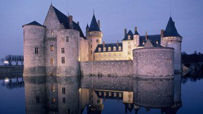 2003 - Trophée Aventure 45 - Sully-Sur-Loire