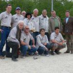 2010 – Pétanque – Jumelage – Willkommen in Les Clayes sous Bois