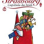 Marché de Noël 2011 – Si Strasbourg m'était contée par la mère Cigogne…