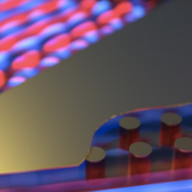 New metamaterial lays the foundation for light based computing