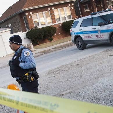 Chicago Police Department goes hi tech to catch murderers in the act