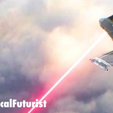 The F-35 could be the first US aircraft to be outfitted with laser weapons