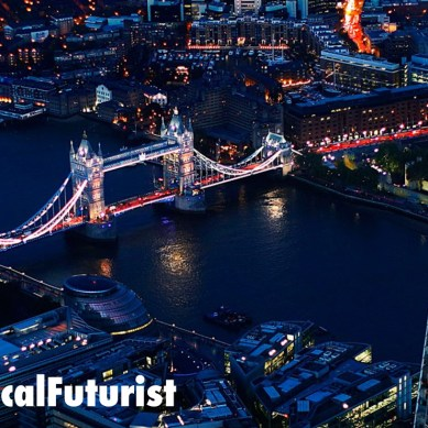 Futurist keynote, London: The Future of Investing, STOXX Annual Conference