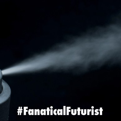 MIT created a nanobot spray that gives dumb objects superpowers